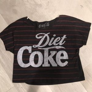 Forever21 Diet Coke Shirt
